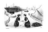 Ceremony, 1872 Giclee-trykk av George Du Maurier
