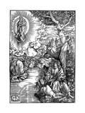 St John in Patmos, 1903 Giclee Print by Hans Von Kulmbach