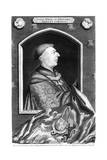 John of Lancaster, 1st Duke of Bedford Giclée-Druck von George Vertue