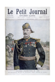 General Raoul Le Mouton De Boisdeffre, French Soldier, 1895 Giclee Print by Henri Meyer