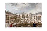 A View of the New Hungerford Market, Westminster, London, 1833 Giclee Print by J Harris