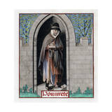 Poverty, C1480 Giclee Print by Henry Shaw