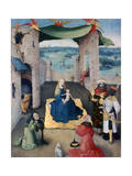 The Adoration of the Magi, C1490 Giclee Print by Hieronymus Bosch