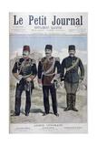 Ottoman Army, 1895 Giclee Print by Henri Meyer