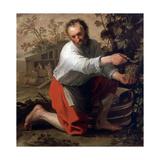 Winegrower, 1628 Lámina giclée por Jacob Gerritsz Cuyp