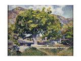 Near My House, 1906 Giclee Print by Henri Edmond Cross