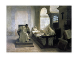 The Men of the Inquisition, 1889 Giclee Print by Jean-Paul Laurens