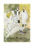 Qui, L'Artisan Moderne, 1894 Lámina giclée por Henri de Toulouse-Lautrec