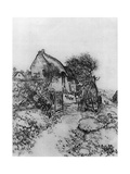 La Chaumiere, C1870-1920 Giclee Print by Jean Francois Raffaelli