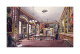 Interior of Painter-Stainers' Hall, London, 1888 Impressão giclée por John Crowther