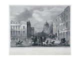 General Post Office, London, C1835 Giclee Print by John Woods