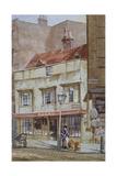 No 1 Tothill Street, Westminster, London, C1880 Impressão giclée por John Crowther