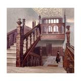 Charterhouse, London, 1885 Impressão giclée por John Crowther