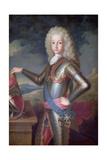 Louis I, Prince of the Asturias, King of Spain, C1700-1730 Lámina giclée por Michel-ange Houasse