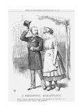 A Delightful Acquaintance, 1878 Giclee Print by Joseph Swain