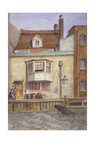 The Black Boy Inn, St Katherine's Way, Stepney, London, C1865 Giclee Print by JT Wilson