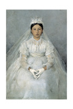 The Communicant, 1875 Giclee Print by Jules Bastien-Lepage