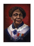 Mary Jane Seacole, (201) Giclee Print by Karen Humpage