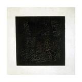 Black Square, Early 1920S Reproduction procédé giclée par Kazimir Malevich