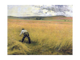 The Ripened Wheat, 1880 Giclee Print by Jules Bastien-Lepage