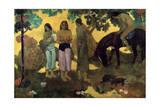 Rupe Rupe (Fruit Gatherin), 1899 Stampa giclée di Paul Gauguin