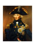 Rear Admiral Sir Horatio Nelson, 1798-1799 Giclée-vedos tekijänä Lemuel Francis Abbott