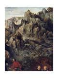 The Country Feast, Detail, 1576 Giclée-Druck von Lucas van Valckenborch