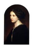Portrait of Countess Sophie Shuvaloff, 1853 Lámina giclée por Paul Delaroche