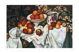 Apples and Oranges, 1895-1900 Giclée-vedos tekijänä Paul Cézanne