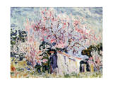 Spring in Provence, 1903 Giclee Print by Paul Signac