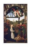 Nativity, 1452 ジクレープリント : ペトルス・クリストゥス