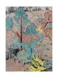 Under Wood, C1883-1927 Gicléetryck av Paul Serusier
