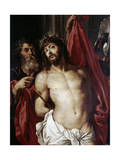 Crown of Thorns (Ecce Hom), 17th Century Giclée-tryk af Peter Paul Rubens