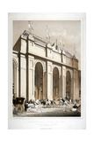 Site of the 1862 International Exhibition, Cromwell Road, Kensigton, London, 1862 Giclee Print by Robert Dudley