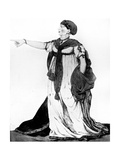 Holdl! - Pizarro - Hear Me! If Not Always Justly, at Least Act Always Greatly, 1799 Giclee Print by Robert Dighton