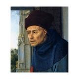 St. Joseph, C1445 Reproduction procédé giclée par Rogier van der Weyden