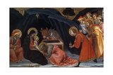 Epiphany, Late 14Th/Early 15th Century Giclée-tryk af Taddeo di Bartolo