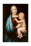 Madonna Del Granduca, 1504 Reproduction procédé giclée par  Raphael