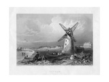 Lytham, Lancashire, 19th Century Giclee Print by R Wallis