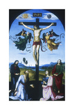 Mond Crucifixion, C1530 Reproduction procédé giclée par  Raphael