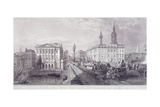 London Bridge, London, C1840 Giclee Print by Thomas Higham