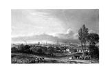 View of Manchester, 1844 Giclee Print by Thomas Higham