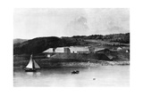 Fort Knox, Maine, 1870-1875 Giclee Print by Seth Eastman