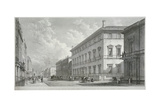Pall Mall, Westminster, London, 1840 Giclee Print by Thomas Higham