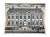 Fishmongers' Hall, City of London, C1750 Giclee Print by Sutton Nicholls