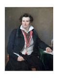 Portrait of Bernard Wolf, C1823 Giclee Print by Sophie Rude
