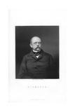 Otto Von Bismarck, Duke of Lauenburg, German Statesman, 1893 Giclee Print by W Holl