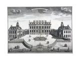 Buckingham House, Westminster, London, 1754 Giclee Print by Sutton Nicholls
