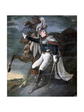 The Wounded Cuirassier, 1893 Giclee Print by Theodore Gericault