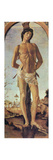 Saint Sebastian, 1474 Giclee Print by Sandro Botticelli